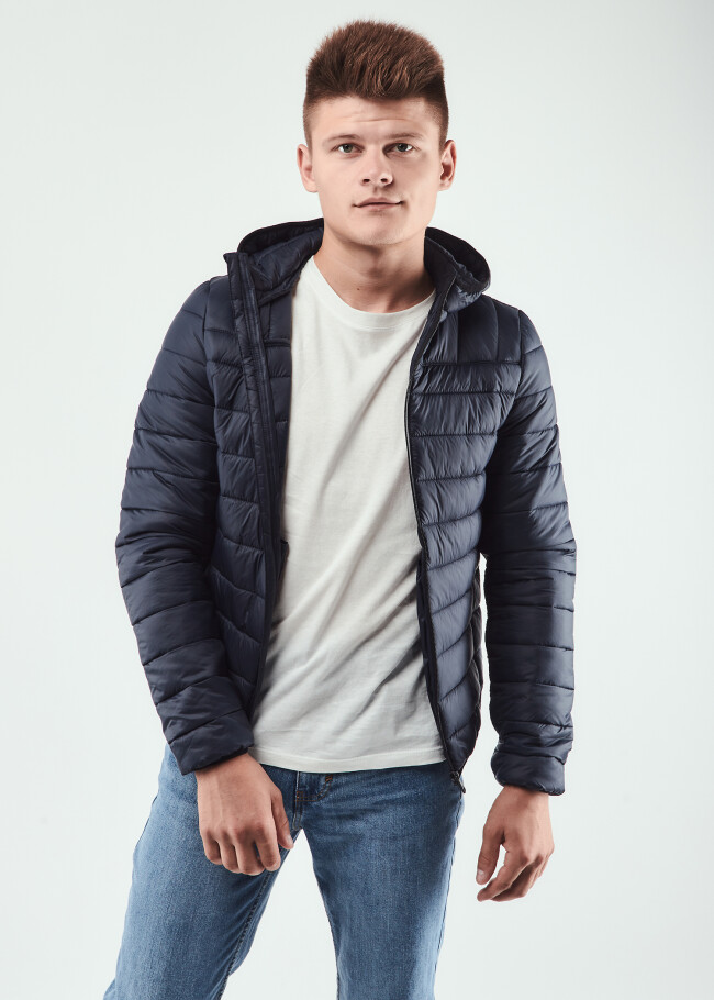 Куртка з капюшоном