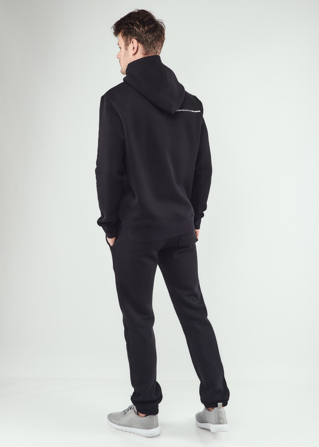 Костюм світшот з капюшоном та штани джогери