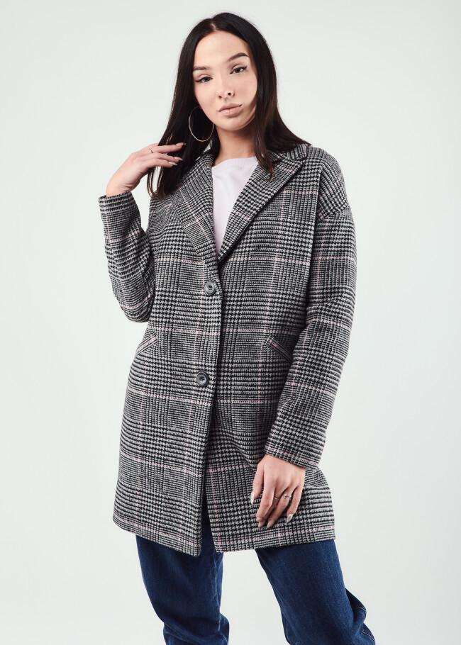 Пальто з лацканами