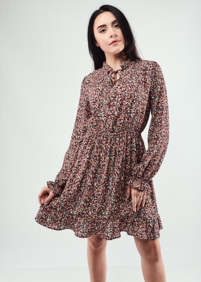 Сукня на зав'язках