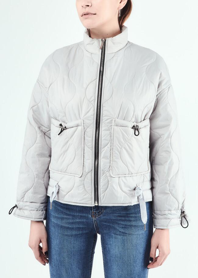 Куртка укорочена