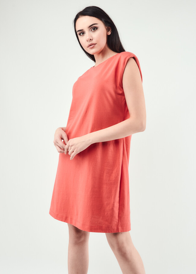 Базова сукня з підплічниками