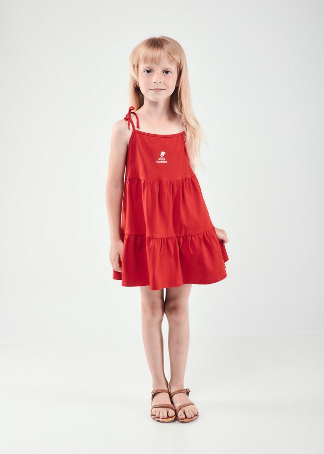 Сукня з принтом