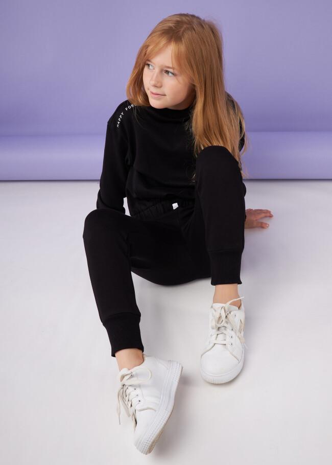 Штани з еластичною талією та регульованими шнурками
