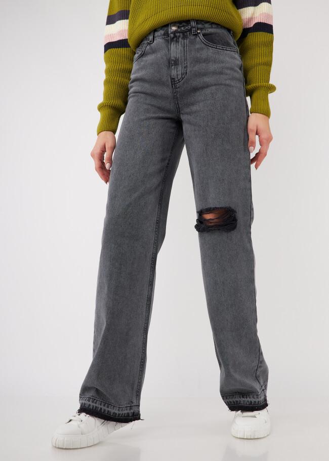 Джинси Wide Leg висока талія.